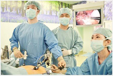 大腸がん手術